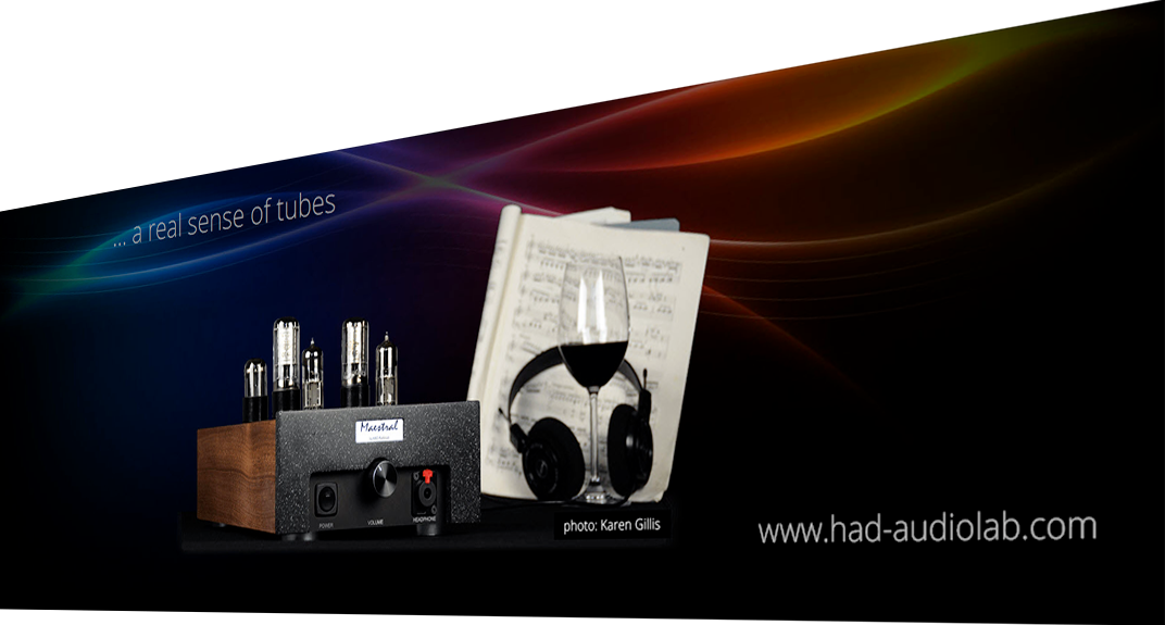 HAD AudioLAB Tube Amplifiers