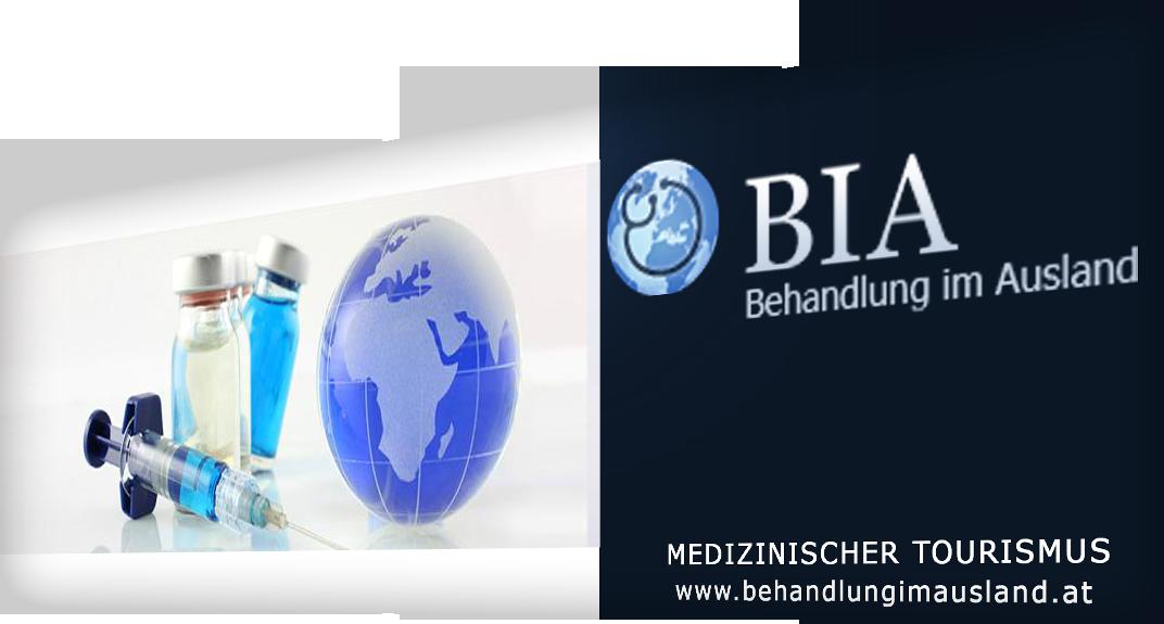 Medizinische Behandlung im Ausland