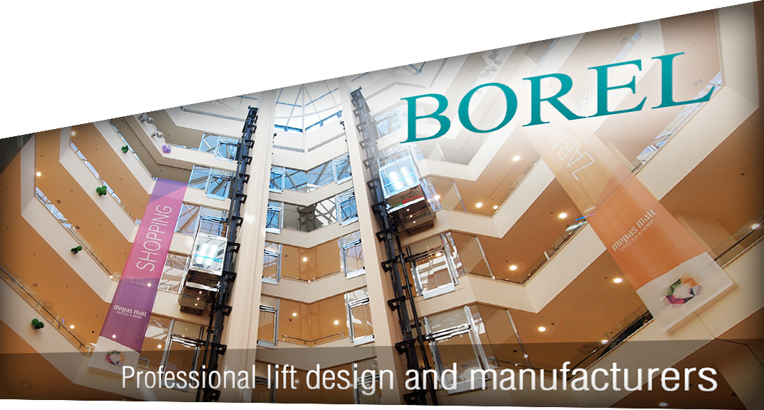 Borel Lift - Professional lift design and manufacturers