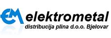 Elektrometal distribucija plina